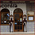 Photo: Entrance to Concordia Restaurant